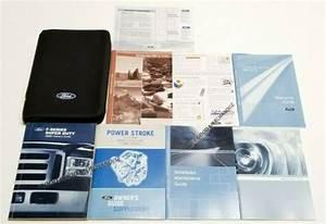 2006 Ford Diesel Owners Manual F250 F350 F450 F550 4wd 2wd