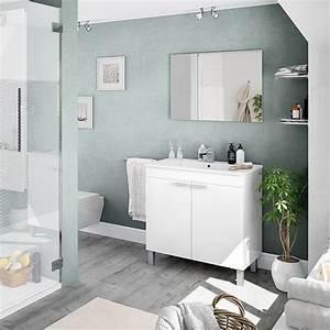 Déco Salle De Bains : 10 id es de d coration pour une salle de bain zen blog but ~ Melissatoandfro.com Idées de Décoration