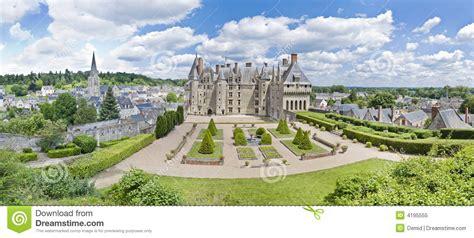Chateau Langeais Royalty Free Stock Photo-image
