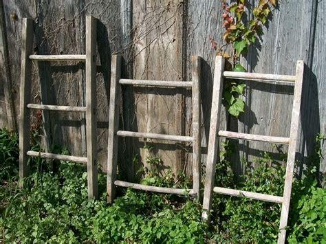 Tall Primitive Rustic Antique Wooden Country Wood