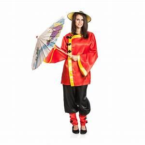 Kapitän Kostüm Damen : chinesen kost m damen komplett asiatischer look kost mplanet ~ Frokenaadalensverden.com Haus und Dekorationen