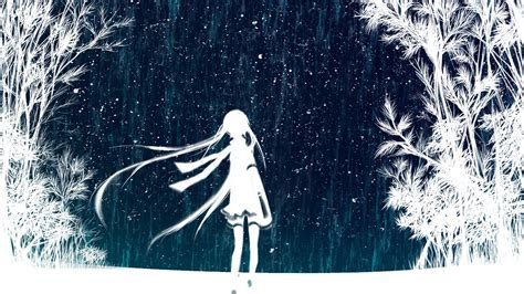 snow anime wallpapers hd download free hd wallpapers high