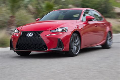 lexus    test review   numbers car