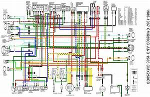 85 Honda Rebel Wiring Diagram