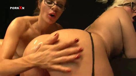 Mandy Cinn And Amica Bentley In Hot British Lesbian