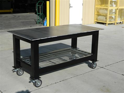 welding tables workbenches  big rack shack  original title   page