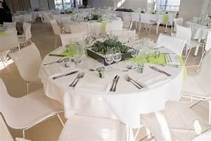 Deco Centre De Table Mariage : decoration mariage table carr e ~ Teatrodelosmanantiales.com Idées de Décoration