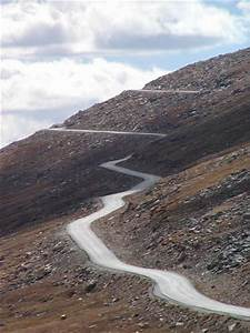 The Highest Paved Roads In The World