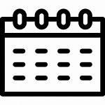 Calendar Icon Icons Schedule Calendario Mensual Gratis