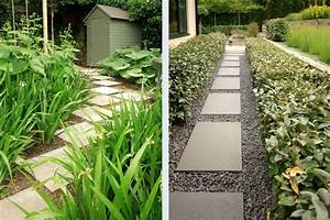 Gehweg Im Garten Anlegen : wie sieht die moderne gartengestaltung heute aus ~ Sanjose-hotels-ca.com Haus und Dekorationen