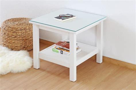 Tisch Hemnes by Glasplatte F 252 R Deinen Ikea Hemnes Beistelltisch New