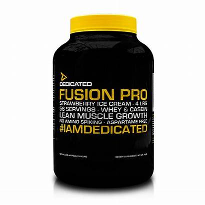 Fusion Pro Nutrition Dedicated