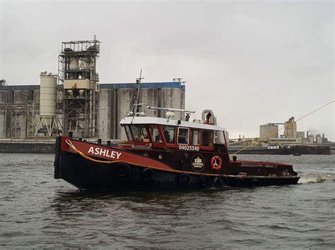 Sleepboot Amsterdam by Sleep En Duwboot De Ashley D Bos Sleepdienst Amsterdam