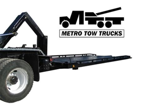 metro lift phone number fb0 10 0 degree tow truck flat bed carrier with wheel lift