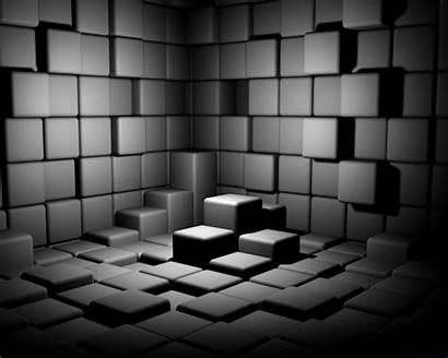 Siyah Beyaz Resimler Cube Wallpapers Ve Mumsema