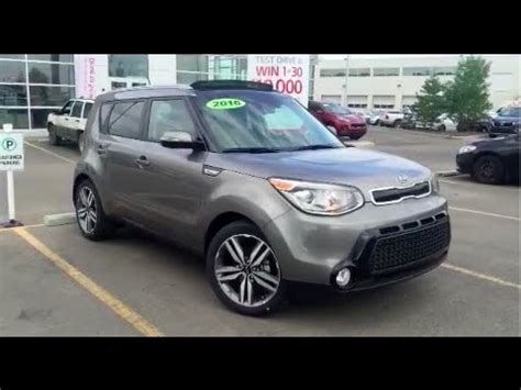kia soul sx luxury navigation leather