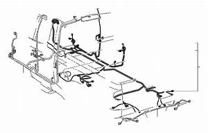 Toyota Tundra Wire  Frame  No  2  Package  Towing  Spot