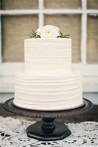 40 elegant and simple white wedding cakes ideas page 3 With simple wedding cake ideas