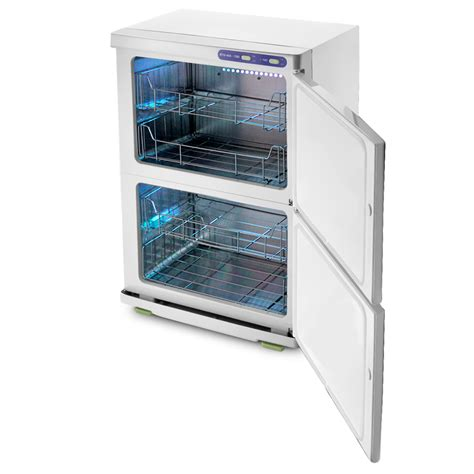 Uv Sterilizer Cabinet Canada by Towel Warmer Uv Sterilizer Dual Cabinet 46l