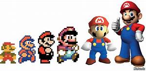How Super Mario became a global cultural icon