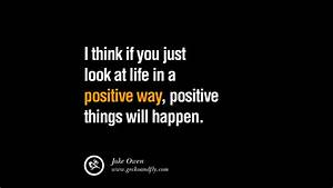 quotes on positive thinking Quotes