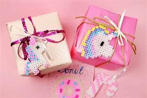 Geschenke Richtig Verpacken : geschenke kreativ verpacken f r weihnachten einhorn ideen mit b gelperlen madmoisell diy blog ~ Markanthonyermac.com Haus und Dekorationen