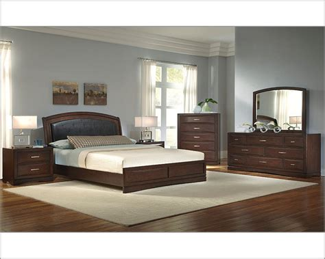 Najarian Furniture Bedroom Set Beverly Nabe4set