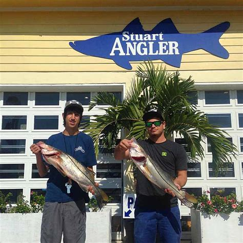 stuart jensen beach inshore fishing report  forecast