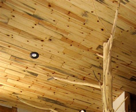Home Depot Unfinished Oak Cabinets by Discounted Knotty Pine Paneling The Log Home Shoppe