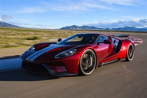 New Ford Supercar by The New Ford Gt An American Supercar Of The Future