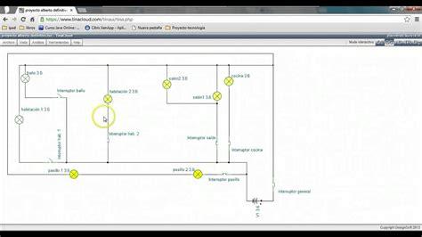 explicaci 243 n circuitos el 233 ctricos maqueta vivienda