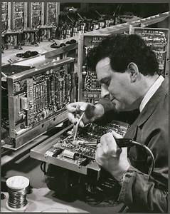 Wiring A Chassis At Varian Techtron  679 Springvale Road  Mulgrave 1968