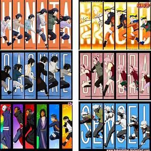 Naruto evolution | Naruto | Pinterest