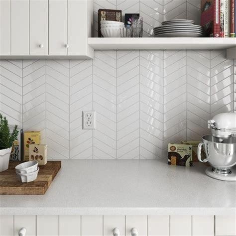 white wall tiles kitchen chevron white gloss right wall tiles tileflair 1485