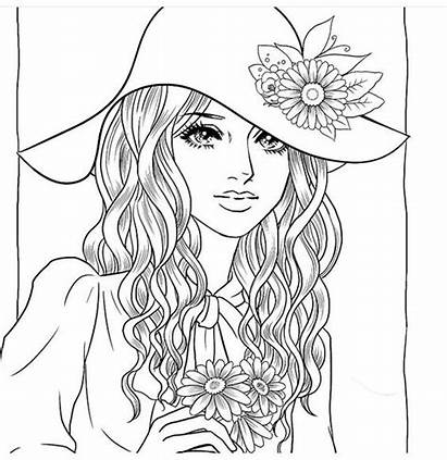 Coloring Pages Adult Adults Books Printable Farm