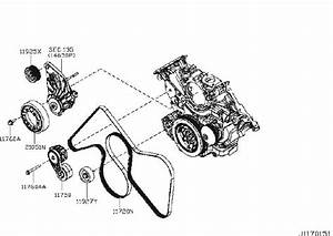 Nissan Titan Pulley Idler