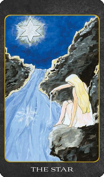 star tarot card meanings  descriptions