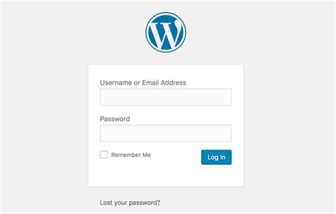 How To Protect Your Wordpress Website's Login Page