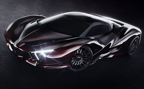 Jaguar X Design Study Shows We Need A Feline-badged Hypercar