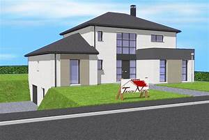 Idée Construction Maison : id e construction maison l 39 impression 3d ~ Premium-room.com Idées de Décoration