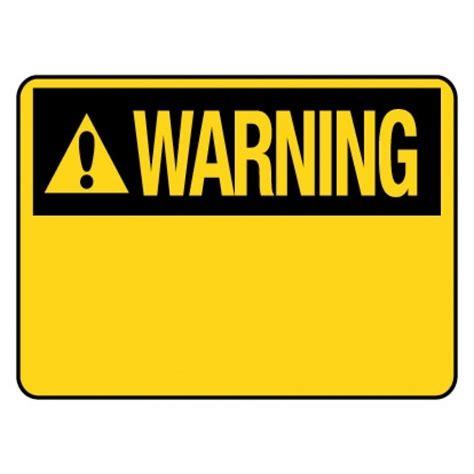 reviews  blank  adhesive warning sign jaybro