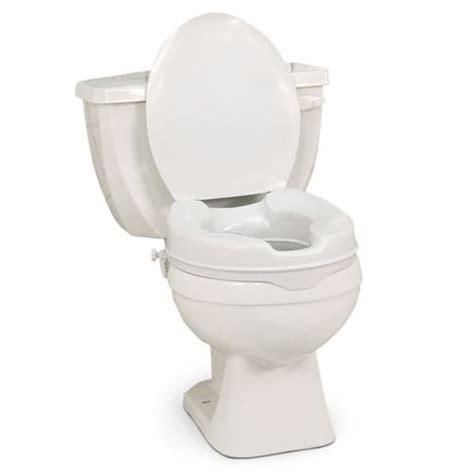 siège toilette surélevé siège de toilette surélevé avec couvercle profilio