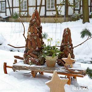 Garten Weihnachtlich Dekorieren : garten winter dekoration garten pinterest dekoration ~ Michelbontemps.com Haus und Dekorationen