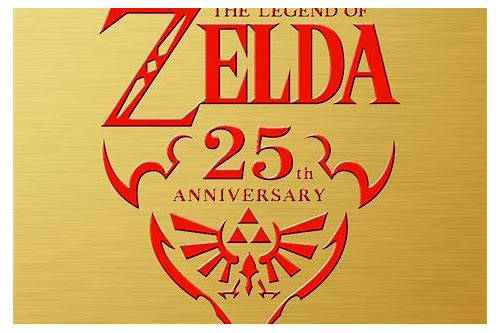 zelda 25th anniversary cd download mp3