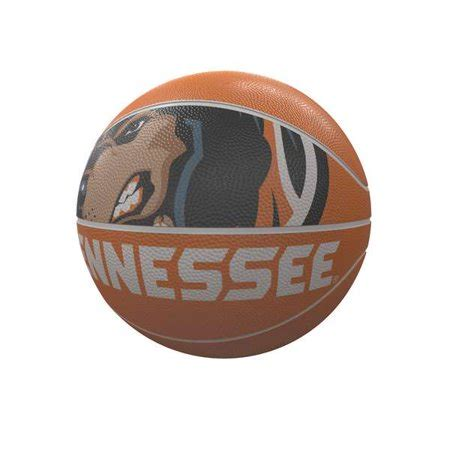 tennessee volunteers mascot official size rubber