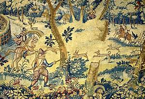 The forgotten tapestry that turned out to be an ...