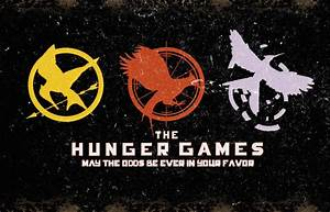 The Hunger Games Book Series by 4fingerprodigy on deviantART