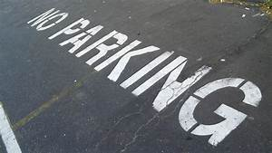 Ground No Parking Free Stock Photo - Public Domain Pictures  Parking