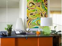 painting designs on walls Beautiful Office Wall Painting Ideas – WeNeedFun