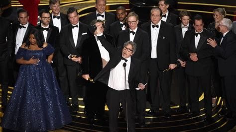 Academy Awards Best Picture Green Book Wins Best Picture In An Upset At The Oscars